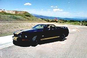 Jerry Woodahl Hertz Missoula Mustang