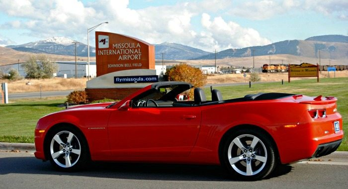Car Rentals at Missoula International Airport
