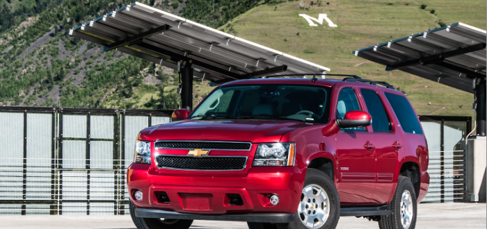 Need a big rig? One to handle lots of luggage or tackle the ski hills? Request a Hertz SUV.