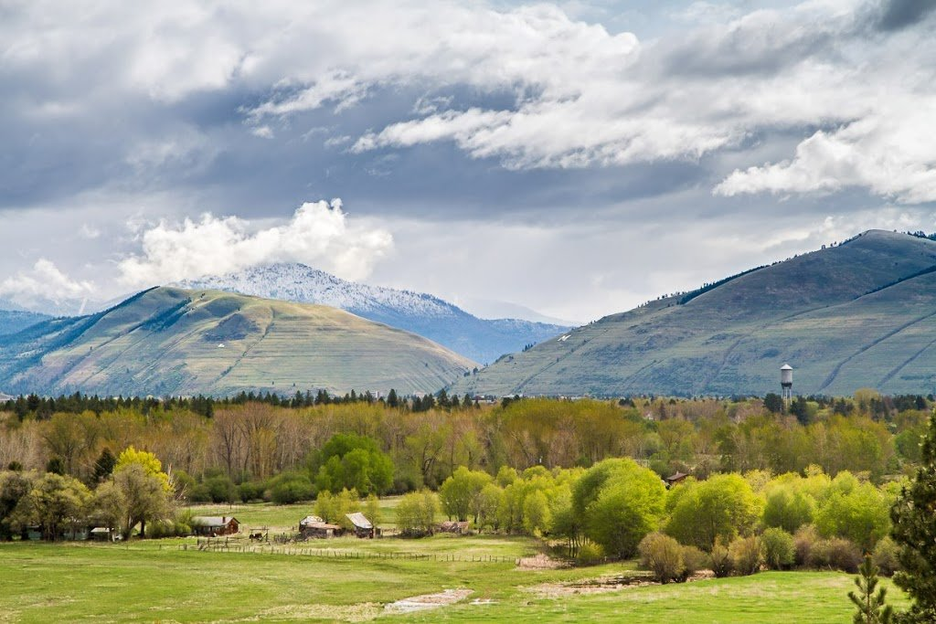 Missoula Valley. Photo by ©Mark Mesenko.